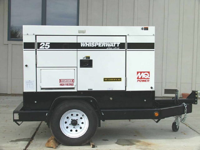 Where to find GENERATOR, 25 KVA in Tupelo
