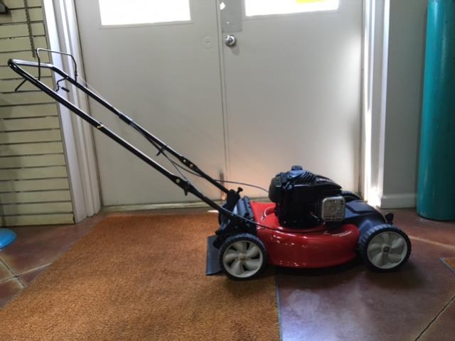 Where to find PUSH MOWER, 20 in Tupelo